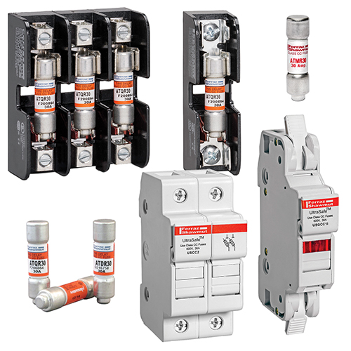 Class CC Fuses and Fuse Holders
