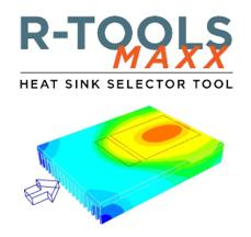 R-TOOLS MAXX logo and simulation