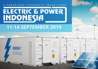 2019 Electric and Power Indonesia