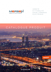 Mersen Product Catalog French