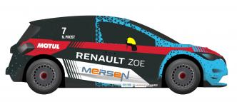 Andros Mersen electric car